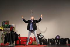 TEDxYerevan 2014 (TEDxYerevan) Tags: dan face long walk live fear doing edge armenia dreams hopes goals cutting sword conference through swords fears yerevan meyer impossible 2014 swallowing swallower tumo tedx tedxyerevan thromes innertainment
