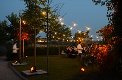 """Dinner Lights for wedding reception in tuscany • <a style=""""font-size:0.8em;"""" href=""""http://www.flickr.com/photos/98039861@N02/18753704634/"""" target=""""_blank"""">View on Flickr</a>"""