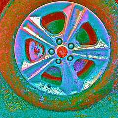 #Ford #tires #wheels #car #vehicle #psychedelic #psychological #psychedelicart #stilllife #stilllifeart #strange #surreal #surrealism #surrealist #trippy #trippyart #art #artistic #photography #photoediting #Photomanipulation (AirportGirl3) Tags: stilllife art ford strange car photomanipulation photography artistic surrealism wheels surreal tires photoediting vehicle surrealist trippy psychedelic psychological psychedelicart trippyart stilllifeart