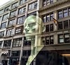 """""""The Spirit Of San Francisco"""" Mannequin Mannequins Creepy OpenEdit Photooftheday Reflection Reflections Urbanphotography Streetphotography (bradhodges09) Tags: reflection mannequin reflections mannequins streetphotography creepy photooftheday urbanphotography openedit"""