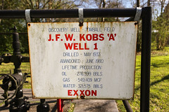 Tomball Field Discovery Well (wyojones) Tags: texas tomball tomballoilfield tomballmuseumcomplex rodpump oilwell oil naturalgas water production humble exxon wyojones np