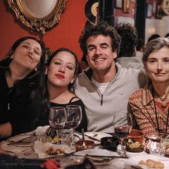 F0822 ~ Saturday we go to Bela! (Teresa Teixeira) Tags: lisbon bela fados lisboa friends wine food alfama restaurant cristinavaladas pedroosório patríciafrazão teresateixeira