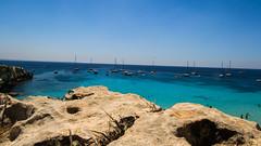 Favignana - Cala azzurra 2 (Guglielmo90) Tags: favignana calaazzurra summer sicily sicilia beach mare sea spiaggia