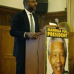 Nelson Mandela Memorial (Professor Erik McDuffie)