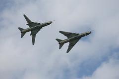 PAF Su-22 LMD13 (27) (AbrahamdeVisser) Tags: luchtmachtdagen 2013 airplane polish air forco su22 sukhoi