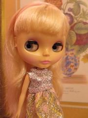 Darling Diva.... (Primrose Princess) Tags: takara blythe doll darlingdiva blythedoll endangeredsissydress dollydreamland pink princess