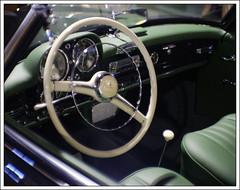 Mercedes-Benz 190SL - Dream Car ? (Ebanator) Tags: mercedes190sl mercedesbenz190sl 190sloldtimer antiquecar classiccar vintagecar sportscar sonya850 minoltarokkorx45mmf2 45mmf2 rokkorx452 minolta45mmf2 legacyglass legacylens