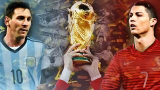 巴西世界杯 ——梅西和C罗的争霸战?