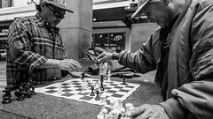 seattle chess players westlake plaza veterans devtank streetshooter 20140609.USA.JO.SS.0203.jpg (irq506) Tags: seattle street plaza lake west community open homeless chess streetphotography westlake veteran critical strategy streetshooter devtank weslakeplaza