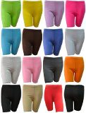 #10: ELEGANCE LADIES CYCLING SHORTS LYCRA STRETCHY COTTON ABOVE KNEE ACTIVE SPORT EVERYDAY SHORT LEGGING (cheapproductsol) Tags: above ladies sport cycling 10 cotton short shorts everyday knee lycra active elegance bestselling stretchy legging cheapproducts