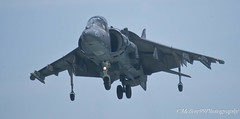AV-8H Harrier (Mellon 99) Tags: sky plane canon photography wings image aircraft air flight atlantic airshow planes avian mellon99photography davemellon