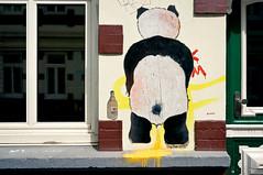 Drug Panda - Altona 67 (FOTOKIOSK) Tags: street streetart graffiti stencil sticker panda hamburg altona bestätigt streetfotografie strasenfotografie drugpanda straãenfotografie strasenfundstücke straãenfundstã¼cke altona67