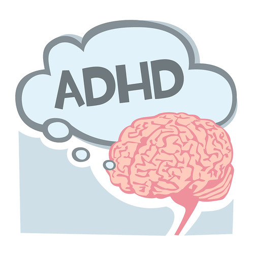 ADHD Bubble and Brain by amenclinics_photos, on Flickr
