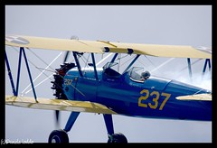 Stearmen (ivotek) Tags: italy rome roma italia airshow aereo manifestation manifestazione acrobazie ostialido aerialacrobatics stearmen