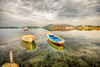 Holiday beauty (Nejdet Duzen) Tags: trip travel sea holiday reflection turkey boat cloudy türkiye deniz sandal tatil yansıma turkei seyahat ayvalık bulutlu