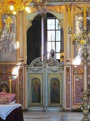 Church of Ag. Panteleimon, Siana (pefkosmad) Tags: vacation holiday church religion hellas greece honey greekislands griechenland rhodes greekorthodox orthodoxy souma dodecanese siana stpanteleimon pefkosjune2014