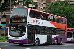 SBS Transit Volvo B9TL Wright Eclipse Gemini II (nighteye) Tags: eclipse volvo singapore wright sbstransit b9tl geminiii eurov service51 weg2 新捷运 sbs3685e