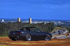 NA8 (aaron_boost) Tags: work hawaii oahu mazda miata roadster harddog mazdaspeed na8 clubroadster workwheels na6 workequip autokonexion rpackage