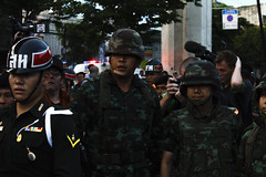 20140524-anti coup day 2-98 (Sora_Wong69) Tags: thailand bangkok military protest soldiers anti activist politic coupdetat martiallaw