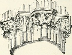 """Image from page 89 of """"An illustrated dictionary of words used in art and archaeology. Explaining terms frequently used in works on architecture, arms, bronzes, Christian art, colour, costume, decoration, devices, emblems, heraldry, lace, personal ornamen"""