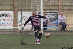 Golpeo de Pablo (Dawlad Ast) Tags: memorial pablo asturias el lara estadio julio saul futbol nuevo torneo pretemporada 2014 herrero portero entrego nalon