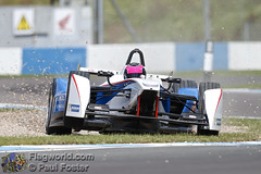 FIA Formula E Testing - Frank Montagny (www.fozzyimages.co.uk) Tags: