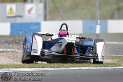 FIA Formula E Testing - Frank Montagny (www.fozzyimages.co.uk) Tags: