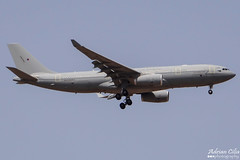 Royal Air Force --- Airbus A330-200 MRTT --- ZZ330 (Drinu C) Tags: plane aircraft military sony airbus voyager dsc a330 tanker raf mla royalairforce mrtt lmml zz330 hx100v adrianciliaphotography