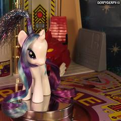 Power Pony Hair Promo 3 (DerpyDerp910) Tags: toy toys is rainbow power friendship little magic pony fim ponies 910 mlp rarity derp derpy my mlpfim derpyderp910