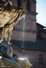 Piazza della Bocca della Verita (gillesfrancotte) Tags: italy rome church fountain nikon avril fontaine eglise italie 80200 2014 mouthoftruth boccadellaverità latium santamariaincosmedin d700 bouchedelavérité saintemarieincosmedine