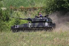 IMG_1534ed (Osprey Images, Kingston aka Jean-Guy Pitre) Tags: ontario museum tank sabre oshawa regimental cvrt tankday sabrecvrt ontarioregimentaltankmuseum