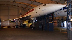 Aerospatiale-BAC Concorde F-WTSS in Paris (J.Comstedt) Tags: aircraft aviation museum musee espace lebourget paris france aerospatiale bac concorde prototype fwtss air johnny comstedt