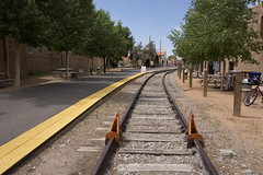 The end of the line (PierTom) Tags: railroad newmexico santafe depot