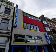 _DSC4849 (durr-architect) Tags: houses caf station architecture modern rotterdam blaak railway cube oud piet mvrdv blom markthal unie