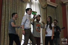 Summer in the City 2014 (ekevansphotos) Tags: city summer london dan tom live luke games scene palace alexandra experience improv twoheaded improvised conor sitc rh allypally 2014 summerinthecity youtube