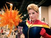 Field Promotion From Ms. To Captain (andyi) Tags: boston comics cosplay comicon bellechere captainmarvel bostoncomicon
