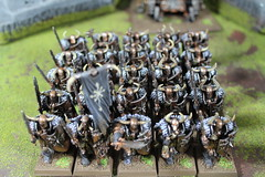 Warriors of Chaos 01 LUTT (Blue Table Painting) Tags: chaos fantasy warhammer warriors