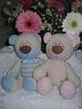 URSINHOS (MariaRê) Tags: bear toy teddy crochet amigurumi urso ursinho crochê mariarê