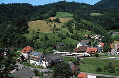 Renchtalbahn_089_024240 (claus_pusch) Tags: eisenbahn schwarzwald blackforest railroads osb cheminsdefer fortnoire badpeterstal clauspusch renchtalbahn offenburgappenweierbadgriesbach