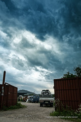 Wondang_20140725 at 18-19-12_Edit.jpg (Kim Jaehoon) Tags: sky cloud car vertical truck landscape photography day nopeople korea southkorea gyeonggido colorimage gimposi photographersontumblr originalphotographers