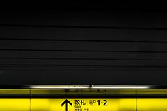 DP2s_140801_E (clavius_tma-1) Tags: yellow subway tokyo shinjuku metro sigma    41mm dp2s