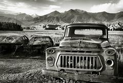 Kyrgyzstan (Neal J.Wilson) Tags: mountains cars nikon rust m silkroad centralasia kyrgyzstan wrecked d3200 kirgisistan