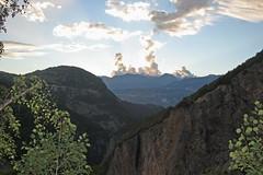 ciel d'un soir (luka116) Tags: berg montagne schweiz switzerland suisse swiss ciel svizzera paysage soir moutain wallis valais montagnes 2014 moiry