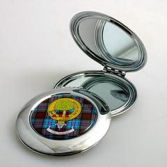 Clan Crest Mirror Compact