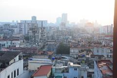 Rooftops (Jason&Julia) Tags: parque skyline buildings hotel rooftops havana cuba central roofs havanaskyline havanarooftops