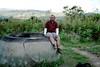 Kalamba & me (Incito.Vacations - Ng Sebastian) Tags: ancientcivilization badavalley kalamba megalithofbadavalley