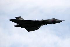 Avro Vulcan G-VLCN/XH558 (NTG's pictures) Tags: show wings wheels vulcan dunsfold avro 2014 gvlcnxh558