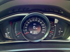 Volvo V40 D3 Dashboard (Marc Sayce) Tags: volvo dash dashboard speedo speedometer d3 dials v40