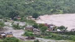 Flood in Poonch River at Gulpur Azad Kashmir 2014 (aazr_caa) Tags: river flood azhar kotli 2014 hussain poonch khuiratta gulpur azharhussain flood2014 azharhashmikhuiratta