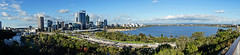 Perth panorama from KP